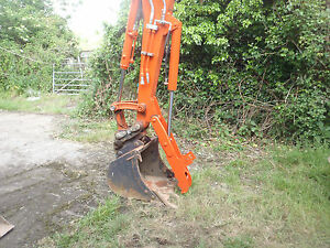 Digger/excavator Hydraulic thumb grab 7 ton - 9 ton ideal for forestry/landscape