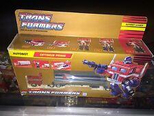 Transformers G1 Gold Spanish Optimus Prime