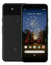 Google Pixel 3a (Just Black, 64 GB)  (4 GB RAM)- Factory Unlocked- WARRANTY 9/20