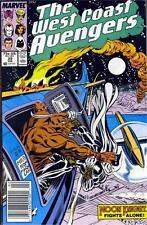 West Coast Avengers (1985-1994) #29