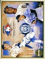 Al Kaline Hof 80 Psa Dna Coa Autograph 8x10 Ud Photo  Hand Signed Authentic