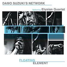 Floating Element * by Damo Suzuki's Network/The Elysian Quartet (CD,...