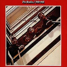 1962-1966 (Red Album) by Beatles,the | CD | condition good