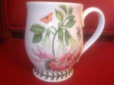 Portmeirion Mug Botanic Garden Hydrangea Arborea Butterfly New 12oz Tankard