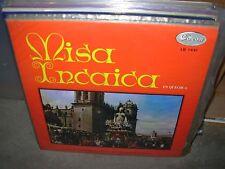 PADRES OBLATOS DE MARIA IMMACULADA misa incaica ( world music ) odeon peru