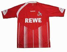 1. FC Köln Trikot Home 2009/10 Reebok Gr.M Shirt Jersey Camiseta Maglia Maillot