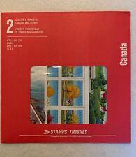 """Timbres Canada - non oblitérés - """" Pochettes trimestrielles """" - juin 1994"""