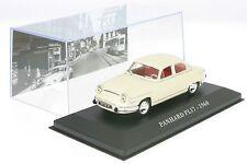 1:43 Panhard PL17 - cremefarben - Baujahr 1960 - AL 1960-PA-01