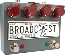 More details for hudson broadcast dual class-a germanium preamp pedal