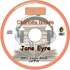 Jane Eyre - Charlotte Bronte MP3 Audio Book 38 episodes/chapters CD