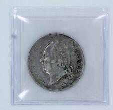 FRANCE COIN 5FR 1822 A KM# 711.1
