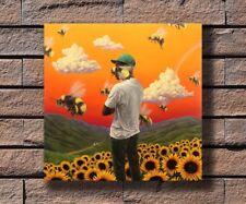 2ce975f2cad56f Hot Tyler the Creator Flower Boy Rap Music Album Cover Poster 24x24 Art Gift  P65