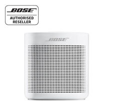 Bose Soundlink Colour ii Bluetooth Speaker - WHITE, Water Resistant, Lightweight