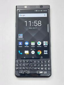 BlackBerry KEYone BBB100-1 - 32GB - Black (AT&T) *Check IMEI*