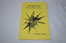 METAL DETECTING BOOK ~ COINSHOOTING HOW AND WHERE TO DO IT ~ BOOK # 1 ~ NEW