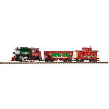 More details for piko christmas freight starter set g gauge 37105
