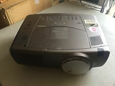 PROXIMA DP8400X (INFOCUS LP840) LCD PROJECTOR, WORKS GREAT!! IMAGE IS BRIGHT!!