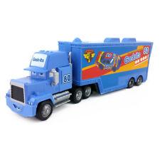 Disney Pixar Car No.80 Gask-Its Hauler Truck Toy Model Car 1:55 Loose Boys Gift