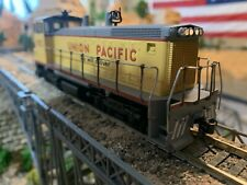 Ho Scale Athearn SW 1500 DC Powered Diesel Switcher UP Union Pacific DETAILED!