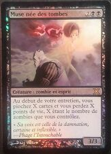 Muse née des tombes VF PREMIUM FOIL - French X Graveborn Muse - Magic mtg Tenth