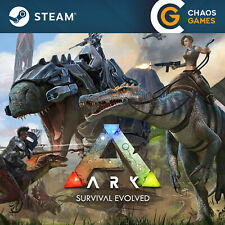 ARK Survival Evolved [New Steam Account] Global Region Free