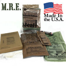 14 Pack of MREs - Emergency Survival Food,  Case of 14 Meals, Reduced Sodium