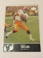 1997 Upper Deck Legends Football #14 - Charley Taylor - Washington Redskins