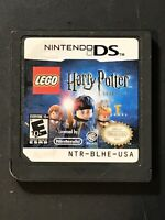 LEGO Harry Potter: Years 1-4 Nintendo DS Game. Game Only. VERY GOOD.