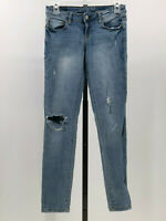 Aeropostale Lola jegging distressed jeans size 4 reg