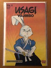 Usagi Yojimbo 1 --(NM condition)-- Fantagraphics Books 1987