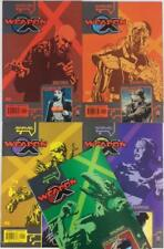 Weapon X 5 x one shots (2002 Marvel)