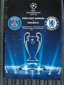 14/15 Paris St Germain vs Chelsea (Champions League)