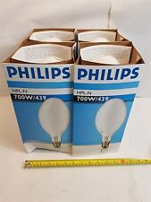 Philips HPL-N 700W/439 E40 Screw Lamp Bulb - 183910-XX - Qty 4 - New
