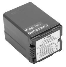 Akku für Panasonic HDC-TM700, HDC-TM700K, HDCSD600K 3150mAh 7.4V Li-Ion