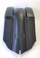 97-08 Harley Davidson Road King Stretched Saddlebags and Rear Fender Bagger End