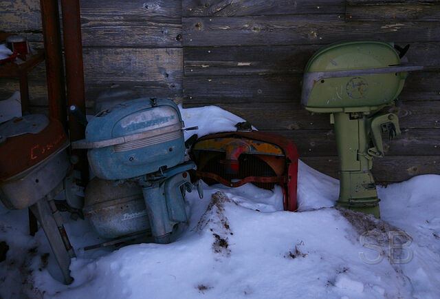 Outboard Robs Salvage & Restoration