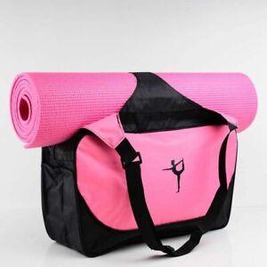 Men's Women's Waterproof Multipurpose PVC Bag Yoga Travel Outdoor Sport Camping