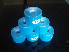 6 Rollen Kinesiologisches Tape Sport Muskel Bandage Physiotape