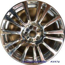 "2011 2012 2013 2014 2015 Chevrolet Cruze 17"" Polished Wheel # 5476"