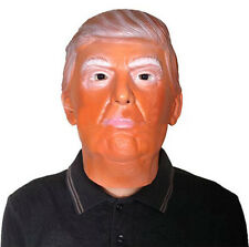 Donald Trump Costume Mask Halloween Masquerade Presidential Republican Mask