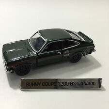 DATSUN 1200 Sunny Coupe Green 1/64 Tomica Limited #29 TOMY Diecast Car GX-5 B110