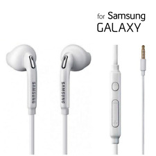 New Handsfree Earphone Headphone For Samsung Galaxy S6 S7 Edge Note 4 UK SELLER