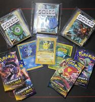 First Edition Pokemon Card Pack | 30 Card Fat pack with 1 Guaranteed 1st Edition