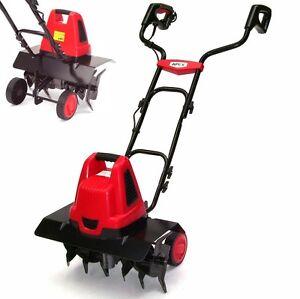 Bodenfräse 1500W 450mm Gartenfräse 55751 Kultivator Motorhacke Gartenhacke Hacke