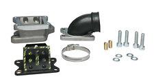 Malossi Reed Intake Manifold Kit for Vespa P200E