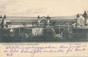 HELSINGBORG–Industriutstallningen I Helsingborg Industrial Exhibition–Sweden–udb