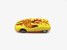 MATCHBOX SUPERFAST #33 DATSUN 126X FLAME TAMPO
