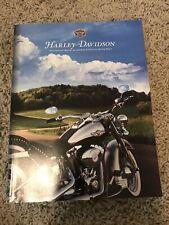 Harley-Davidson 2003 Genuine Motor Parts & Accessories Catalog Used Good Shape