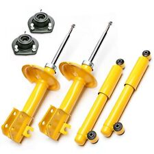 4X ta Performance Shock Absorbers Gas Front Rear + Strut - Cinquecento, Seicento