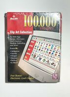 VINTAGE SWIFT SOFTWARE 100.000 Images Clip Art Collection CD ROM Windows 95.